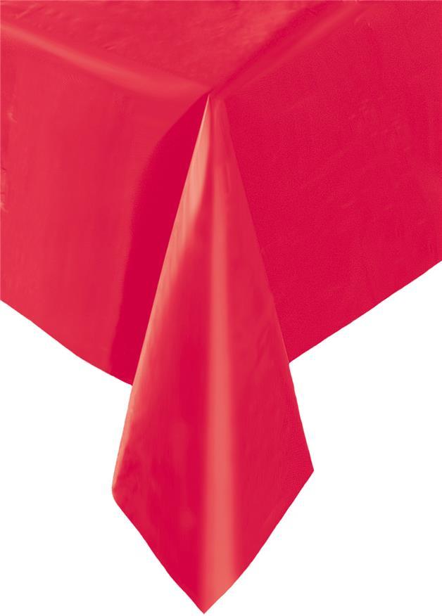 nappe en plastique bleue ou rouge ou blanche de x m tres soir e deux ou entre amis. Black Bedroom Furniture Sets. Home Design Ideas