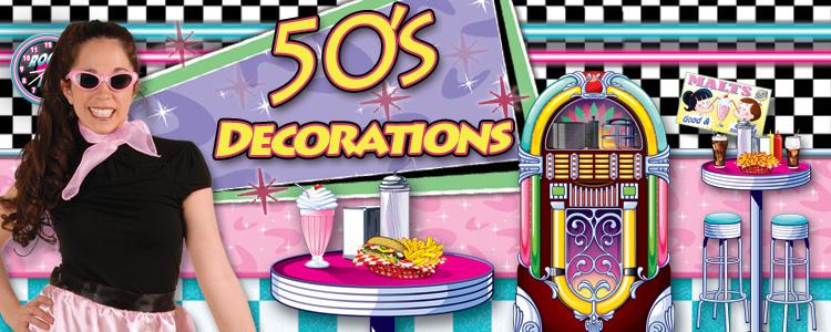 Accessoires Et Decorations Annees 50 Et 60