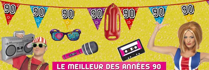 Deco et accessoires annees 90 tous les articles for Decoration annee 90