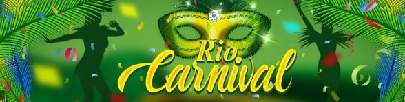 CARNAVAL DE RIO BRESIL