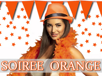 SOIREE ORANGE