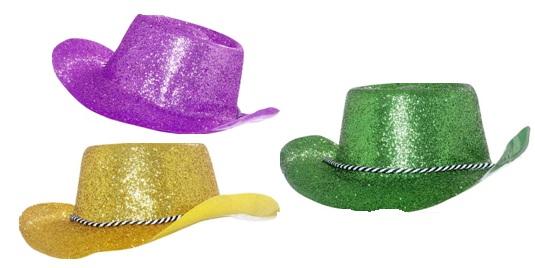 7f50a7792cd2e lot de 6 chapeaux cowboy nouvelle orleans : soirée à deux ou entre ...
