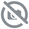 BALLON 70 ANS MULTICOLORE DE 30CM EN LATEX